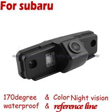 Car Rear View Reverse backup Camera parking assist  for Subaru Forester 2008-2012/Outback 2009-2011/Impreza(sedan)09-11