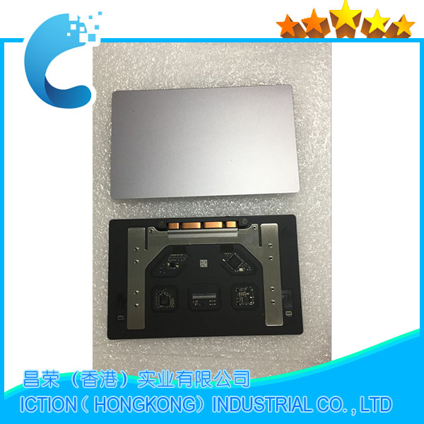 New Original Grey Trackpad Touchpad for Macbook Pro Retina 13.3 inch A1706 A1708 2016 Year Trackpad Touchpad