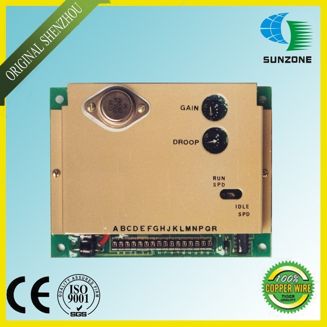 Speed Controller 3044195 For Generator Spare Parts generator speed controller 3098693