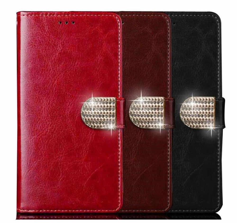 高級フリップ Pu レザー + 財布カバーケース Prestigio グレース B7 P7 M5 R5 S7 S5 LTE P5 Z3 q5 R7 Z5 X3 X5 X7 ケース
