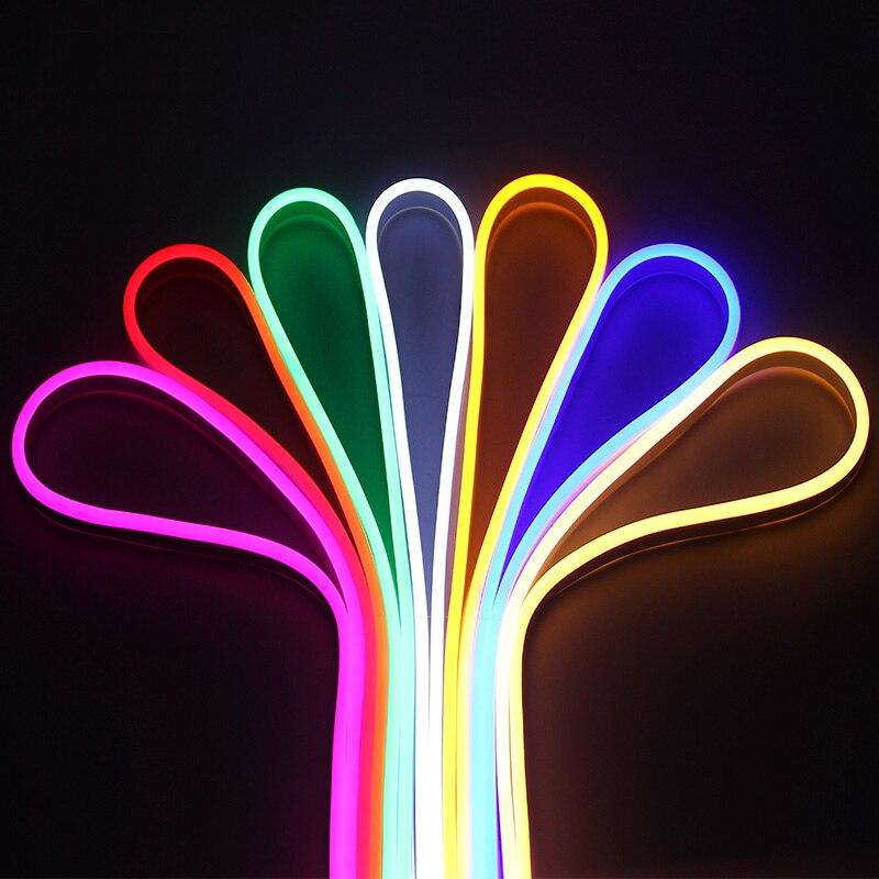 Tira de luz LED neón DC12V SMD2835 120LEDS/M, tira de luces con cable de conexión rojo, verde, azul, blanco, amarillo cálido rosa 1M 5M 10M 15M AMPLIFICADOR DE antena GSM 3G 4G LTE, antena externa 20dBi 3G con cable de 10m, 698 MHz para repetidor de señal anticelular 2G 3G 4G