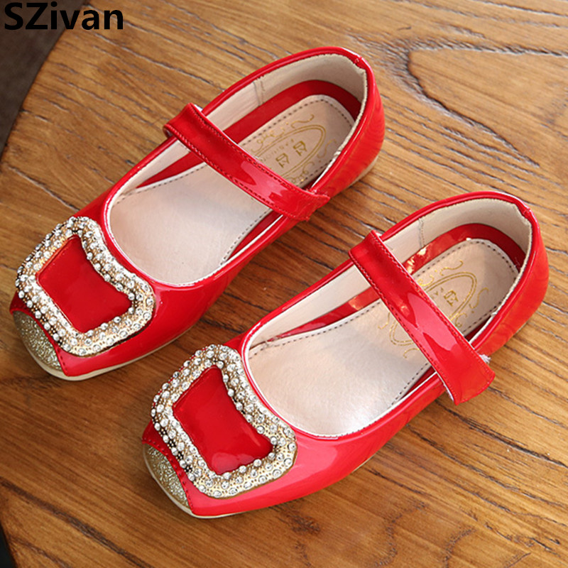 New Girl Fashion Leather Shoes Baby shoes dancing shoes