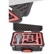 New 2017 Waterproof Carry Case Hard Shell Suitcase Storage Box Bag For DJI Mavic Pro Drone drop shipping