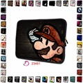 customize Notebook sleeve 7 9.7 11.6 12.1 13.3 14.4 15.6 17.3 Laptop bag Laptop sleeve cover for macbook air 13 case NS-23481
