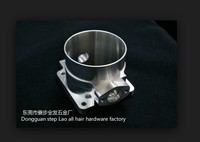 Precise CNC Lathe Machining CNC Machined Metal Stamping Parts Cnc Processing Custom Aluminium Prototype Accepted Small