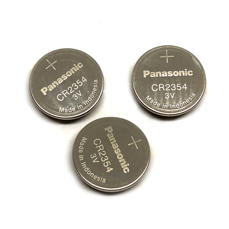 10PCS/LOT New For Panasonic Car Remote Key CR2354 3V Li-ion Battery CR 2354 Button Battery Instrument And Meter Batteries