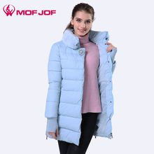 Winter Jacket Women Coat  Down Female Slim Parka  diamond button soft faux fur collar Overcoat Casual Winter jackets and Coats