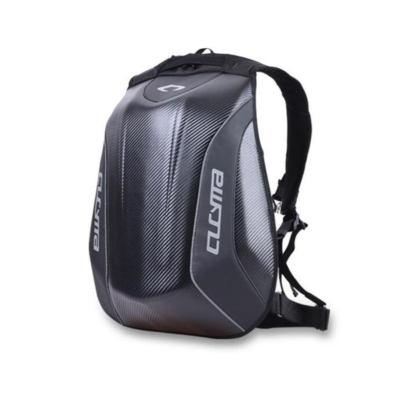 Рюкзак Для Езды На Мотоцикле для Yamaha Racing Team водонепроницаемый из углеродного волокна Жесткий корпус мотоциклетная сумка рюкзак для мотокросса