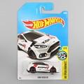 Niños Mini Escala hotwheels diecast de metal marca Estilos de carreras de coches modelo ford focus vehículo toys hot wheels auto regalos para niños