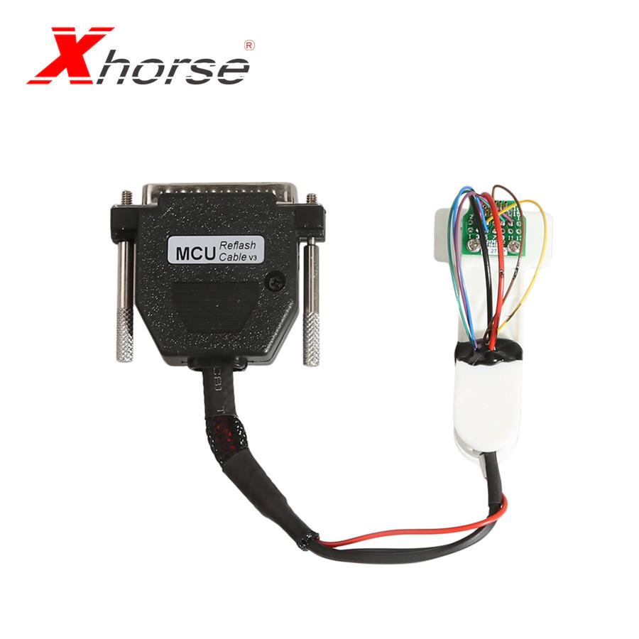 High Quality For Land Rover KVM Adapter For VVDI Prog Without Soldering