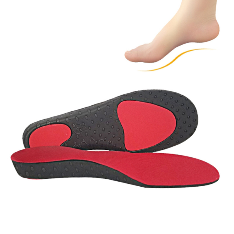 new Insoles O/X Leg Foot Valgus Arch Support Orthosis FlatFoot Correction Insole Foot Care Doctor Recommends