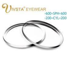 IVSTA 1,56 asphärische Kundenspezifische Linse SPH 0-600 anti-strahlung scratch Brille Männer Frauen Brillenglas Kurzsichtigkeit weitsichtigkeit