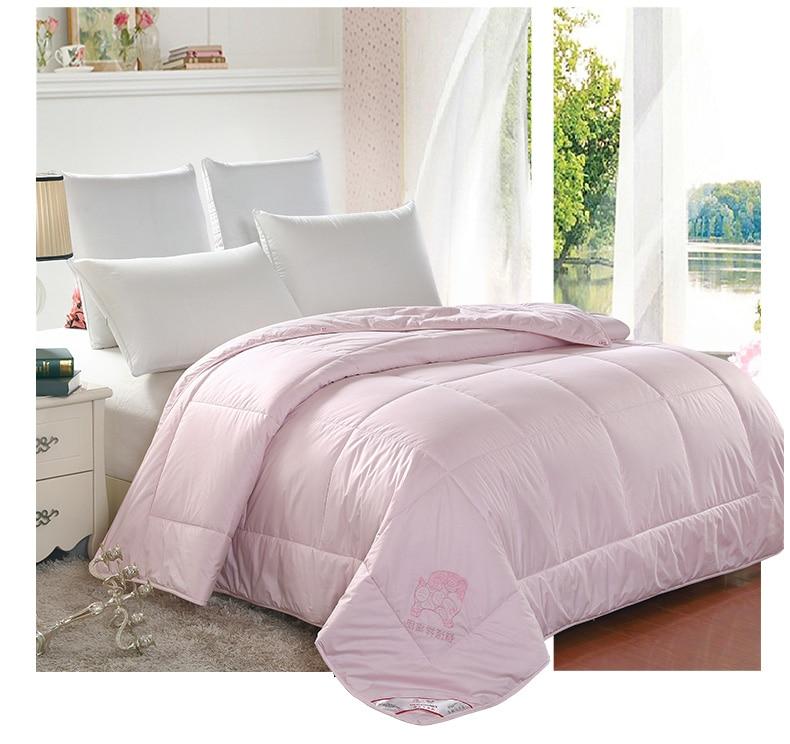 100% Australian Wool Filling pure cotton Comforter 7