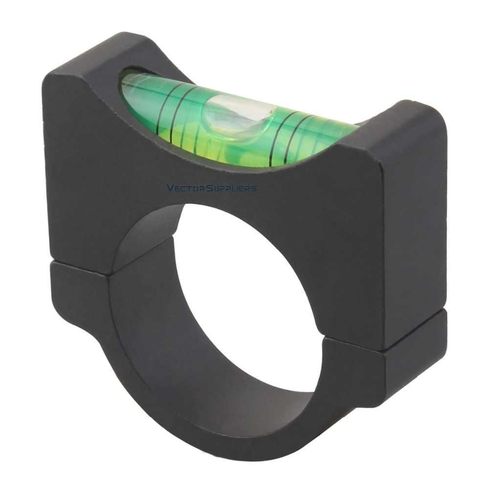 ベクトル光学 30 ミリメートル & 1 ''アンチカンデバイスライフルスコープバブルレベルのマウントリング測斜計 acd アダプターリング