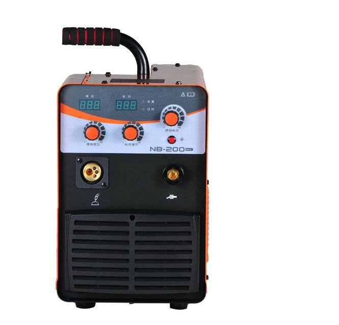 220V single phase IGBT MIG 200A CO2 MIG welding machine MIG 200 mig mag welding machine