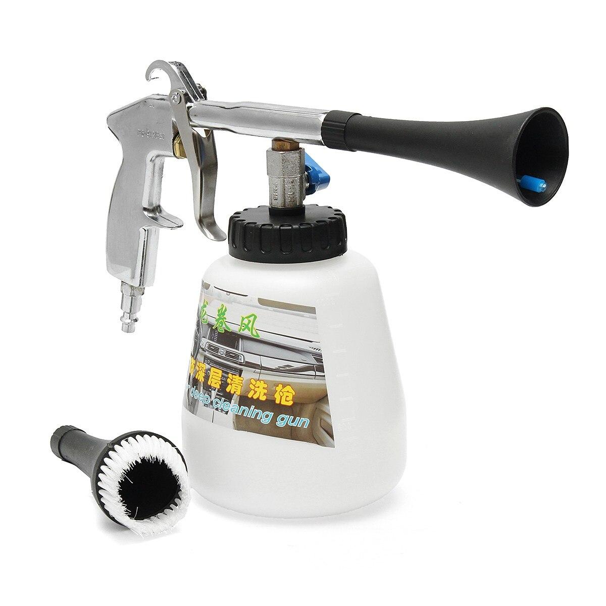 car wash equipment for tornador z 010 z 020 interior deep cleaning gun and brush for cockpit. Black Bedroom Furniture Sets. Home Design Ideas