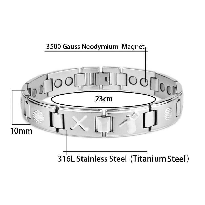 10216 Magnetic Bracelet Details