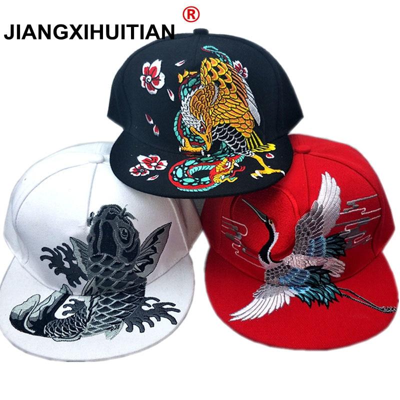 14 styl Baseballové čepice avicii Vysoce kvalitní motýli a květiny 3D zvířecí výšivky pádové čepice dámské pánské hip-hopové čepice 56-62cm