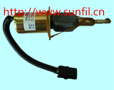 High quality 3928160 DIESEL Fuel Shutoff Solenoid SA-4293-1212V3PCSLOT free shipping by fedexups