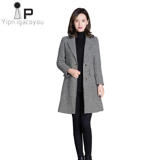 4b01ad394615a Mode-Hiver-femmes-manteau-2018-en-particulier-l-gant-femmes-de -laine-manteau-Slim-Cor-enne.jpg_640x640.jpg