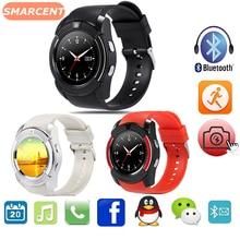 Q8 Bluetooth Smart Watch for Android Support SIM TF Card Men Women reloj inteligente for Xiaomi 6 Samsung S8 Phone PK GT08 DZ10