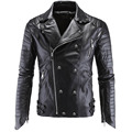 Jacket Men Winter 2017 Coat Male Bomber Jacket Men Leather Clothing Harley Palace Brand Outwear Mens Cotton Jackets Clothing 5XL