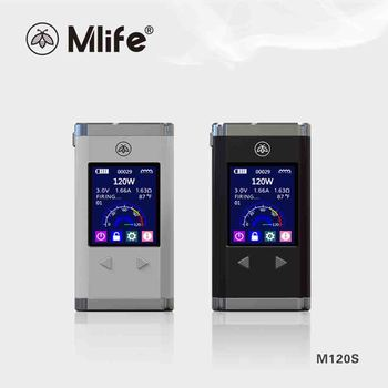 100% Original Mlife 120S Electronico to Cigar Shisha Pen Kit