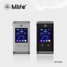 100% Original Mlife 120S Electronico zu Zigarre Shisha Stift Kit