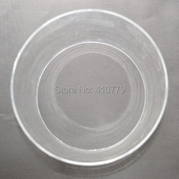Acrylic Plexiglass Big Casting Clear Tube OD200x10x1000mm Plastic PMMA Water Pipe THZ Custom Industry Business