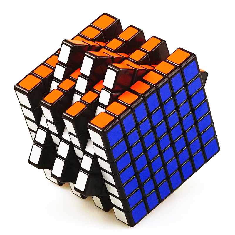 Moyu Classroom MF7 7x7 Cube Magic Cube 7Layers Cube Twist Speed Puzzle Cubes 7x7x7 Educational Toys For Children Kids Gift