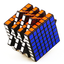 Moyu Classroom MF7 7x7 Cube Magic Cube 7Layers Cube Twist Speed Puzzle Cubes 7x7x7 Educational Toys For Children Kids Gift 7x7x7 professor rubiks cube competition speed magic cube puzzle educational toys for children
