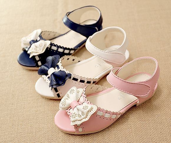 Summer Female Girls Child Sandals Shoes Kids Beads Princess Open Toe Sandals  Baby Girls Sandals Shoes 6acbf3985cd5