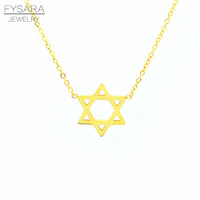 Jewish-Jewelry-40cm-Magen-Star-of-David-Small-Pendant-Necklace-Women-Link-Chain-Rose-Gold-Plated.jpg_200x200