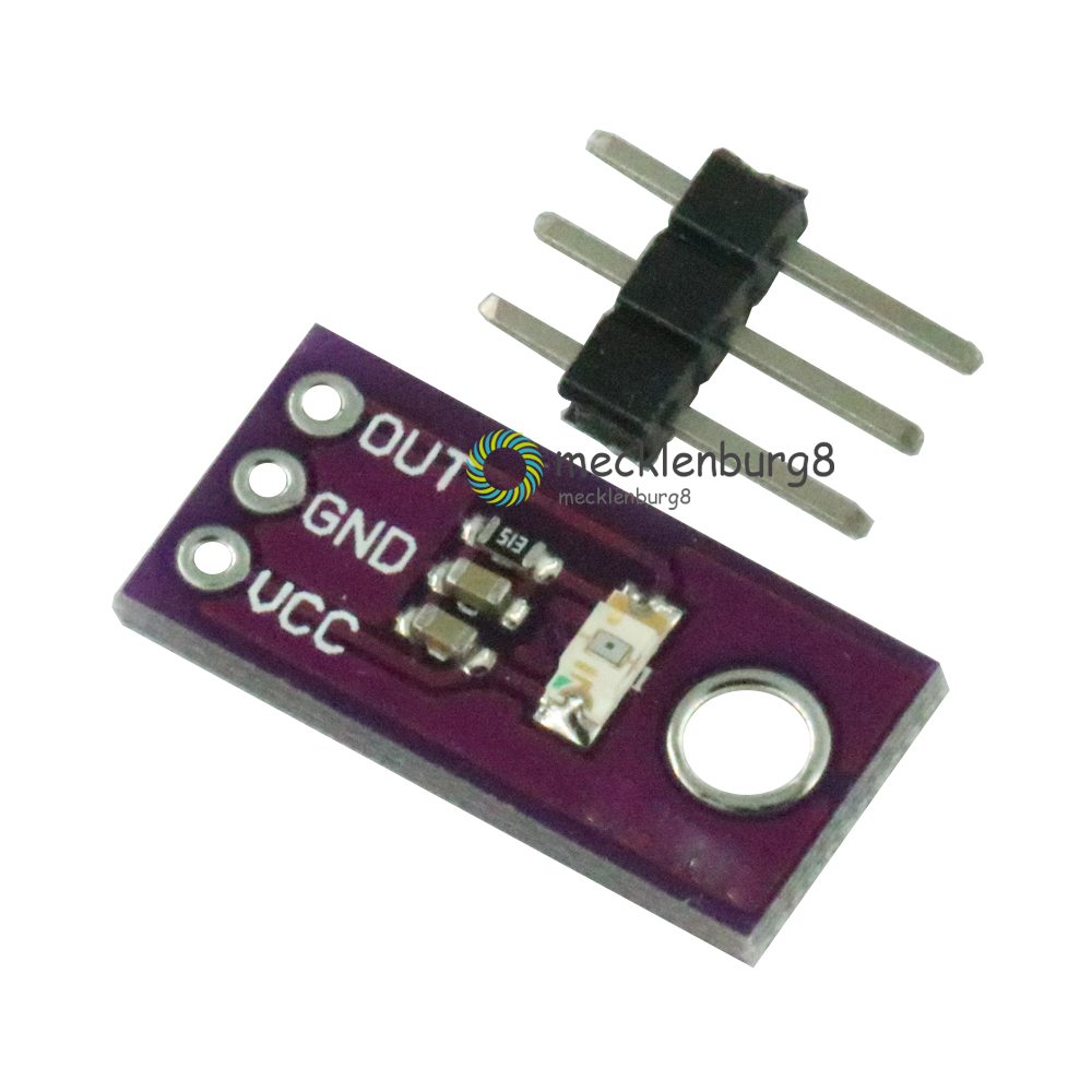 CJMCU-1972 LX1972 Light Sensor Module With Spectral Response Silicon Spectrum Simulation Human Eye Illumination Sensor Module