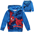 Clearance Boys Clothes Kids Hoodie Coats Cartoon Baby Boys Hoodies Jackets Kids tops Boys Sports Jacket Children Clothing