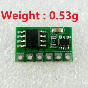 Image 2 - 10x 6A 3V 3.3V 3.7V 4.5V 5V 6V DC electronic switch Module Flip Flop Latch Bistable Self locking Trigger Board for solar panel