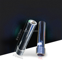 6mm/8mm/10mm/12mm jateamento de areia único bocal de silicone venturi  bocal de sopro do carboneto de silicone|nozzle| |  -