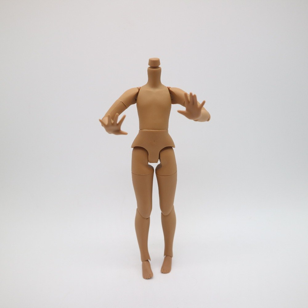 KUMIK 1//6th Scale Small Girl Junior Action Figure Body Model Doll Toy