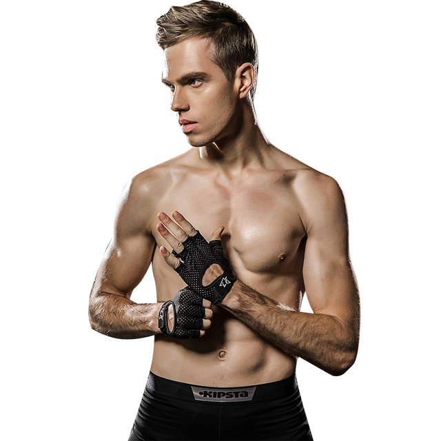 Professional Breathable Gym Gloves