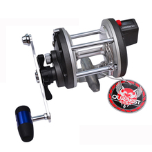 4BB 4 2 1 PUNCH820 Trolling Reel With Line Counter Big Game Fishing Reel Ocean Boat