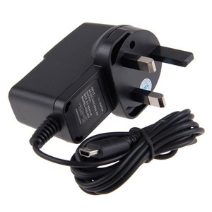 Image 5 - High quality US EU UK Plug Charger Cable AC Adapter Power Supply for N DSL for N DS L ite Console