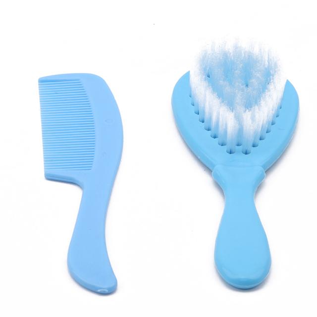 Hair Brushes for Newborns 2 pcs Set
