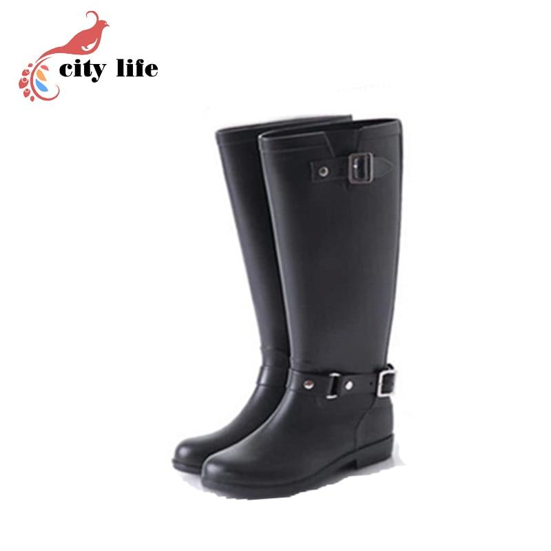Popular Zipper Rain Boots-Buy Cheap Zipper Rain Boots lots from