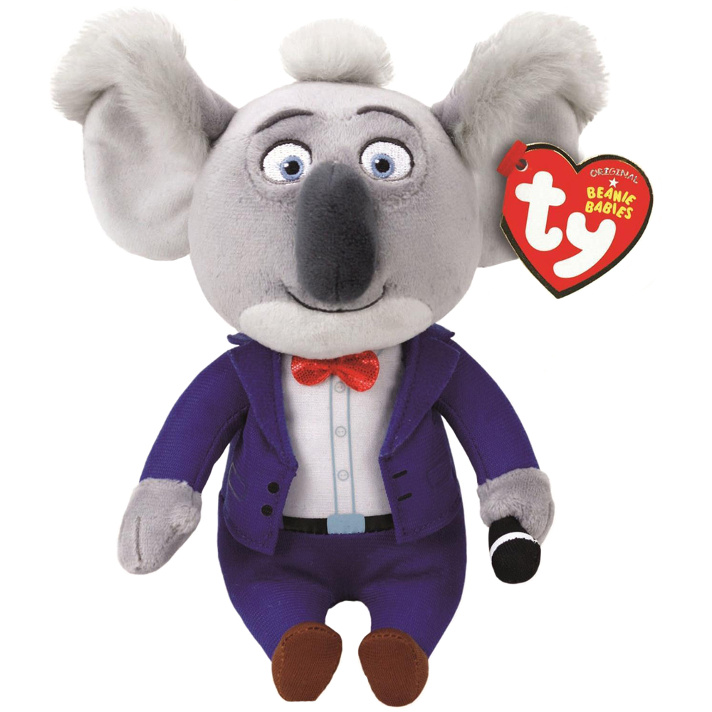 Pyoopeo Ty Beanie Babies 6 Quot 15cm Sing Buster Moon The