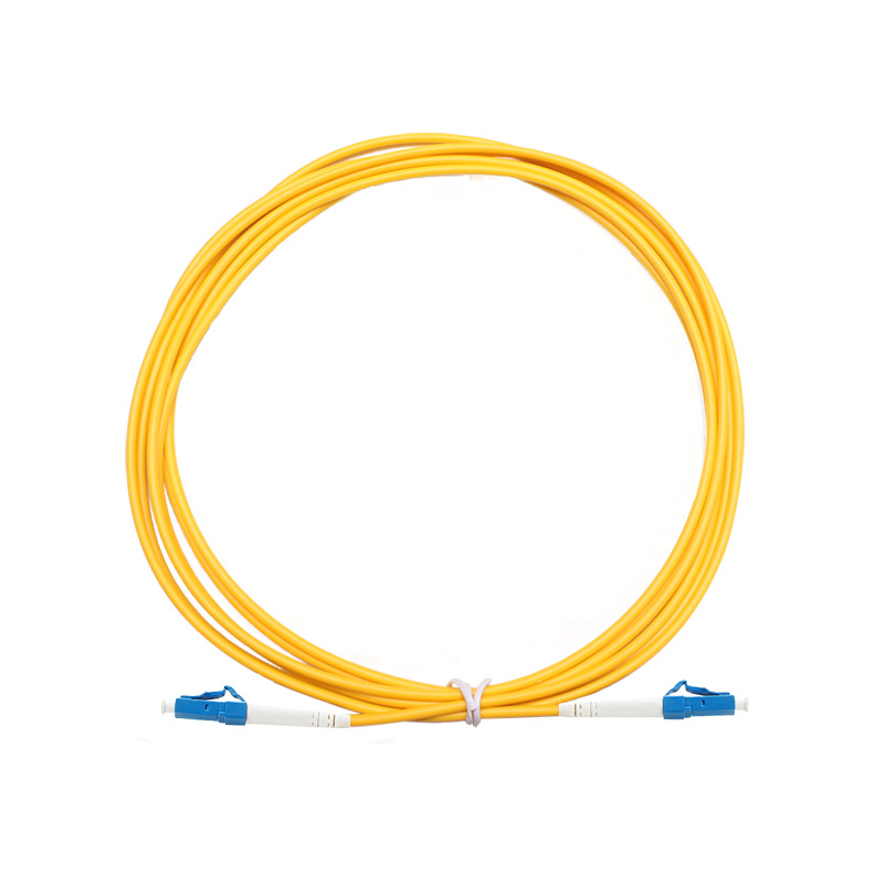 20M Field Outdoor LC UPC-FC UPC 4 Strand 9//125 Single Mode Fiber Patch Cord