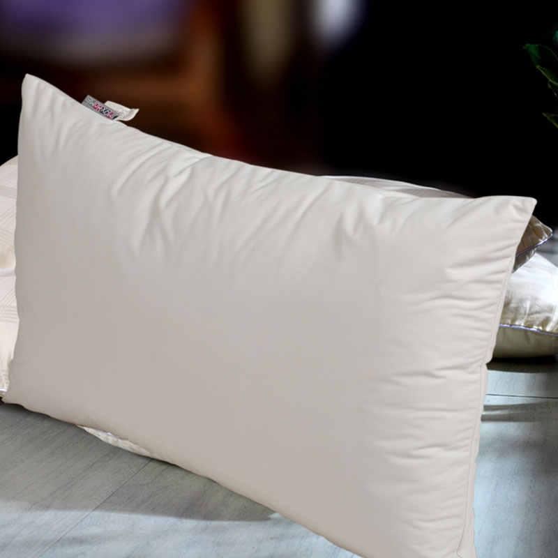 Halus Tahan Air Bantal Pelindung & Sarung Bantal untuk Tidur Bug dan Membasahi Bedbug Bukti Sarung Bantal 1 Pc