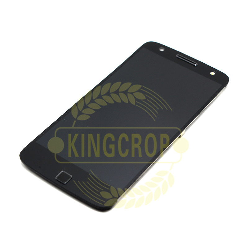 moto z force lcd with frame  (6)