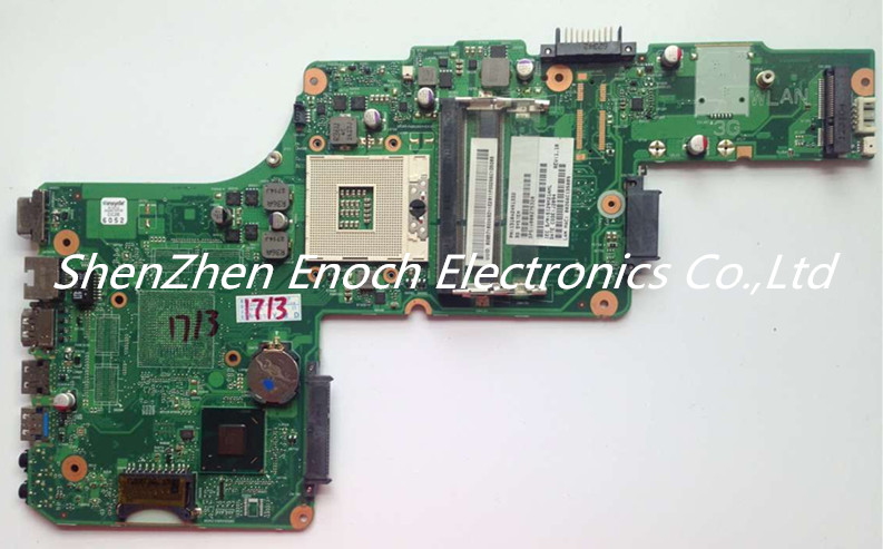 ФОТО V000275320 For Toshiba satellite L850 L855 C850 C855 laptop Motherboard Integrated DK10FG-6050A2491301-MB-A03