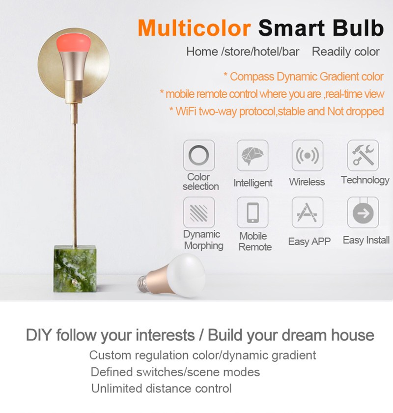 wifi bulb  Details 7