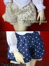 1/3 scale BJD doll clothing accessory shorts for BJD SD DD DY.Not included doll,shoes,wig and other 17C3623